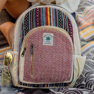 Handbags - BRAND NEW MINI HEMP BACKPACK